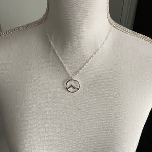 New Silver Mountain Necklace